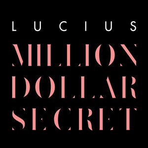 Lucius Million Dollar Secret cover