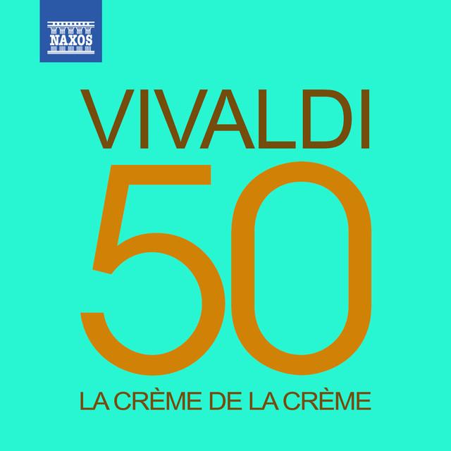 La crème de la crème: Vivaldi Albumcover