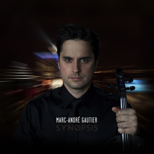 Album cover for Synopsis by Marc-André Gautier