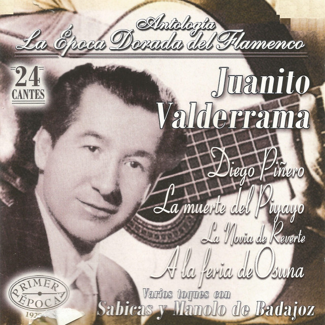 Juanito Valderrama, La Época Dorada del Flamenco Español