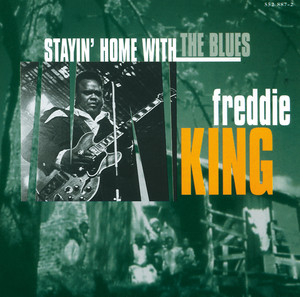 Stayin' Home With the Blues album