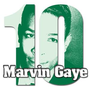 10 Series: Marvin Gaye Albumcover