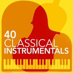 40 Classical Instrumentals Albumcover