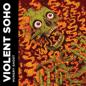 Violent Soho Covered in Chrome cover