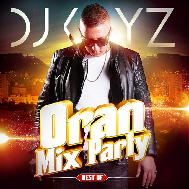 dj kayz oran mix party 4 gratuit