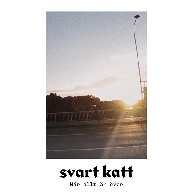 Skivomslag för Svart Katt: När Allt Är Över