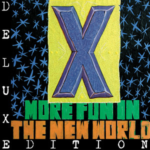 More Fun In the New World (Deluxe) Albumcover