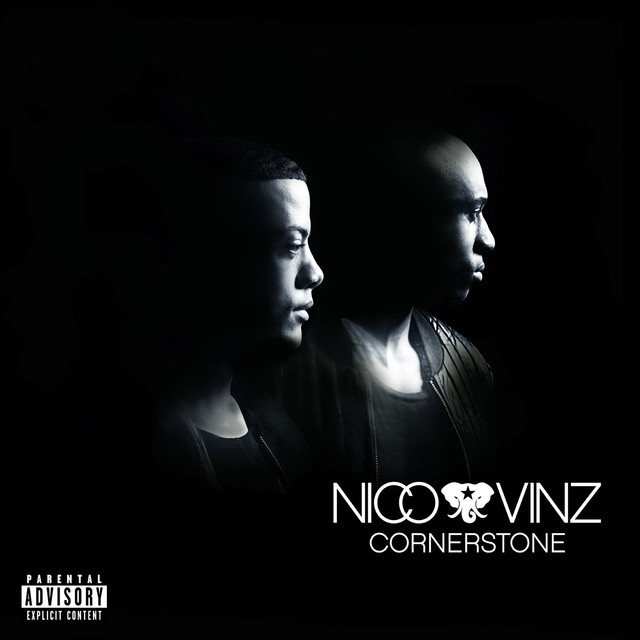 Album cover for Cornerstone by Nico & Vinz