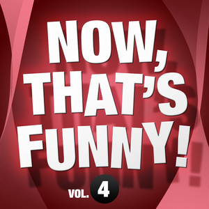 Now, That's Funny! Vol.4 Albumcover