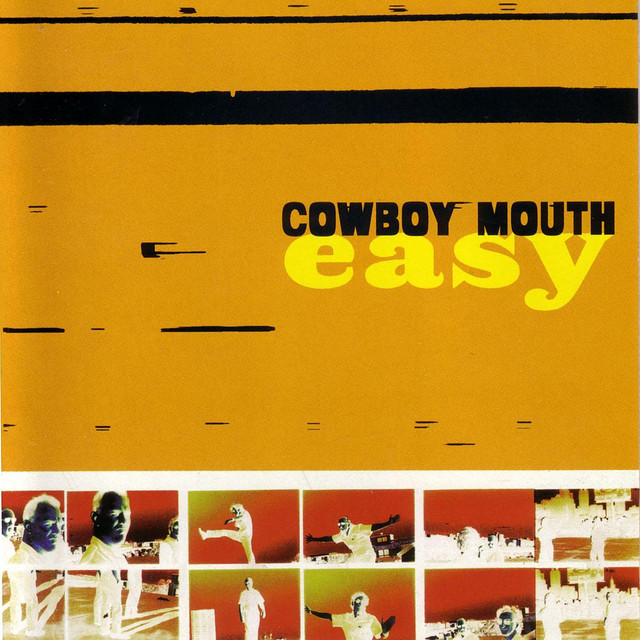 Cowboy Mouth Easy album cover