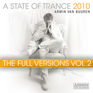 A State Of Trance 2010 (The Full Versions - Vol. 2) Albumcover
