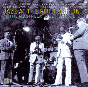 Benny Carter, Roy Eldridge, Zoot Sims, Clark Terry, Joe Pass, Tommy Flanagan, Keter Betts, Bobby Durham If I Had You - live at the Montreux Jazz Festival cover