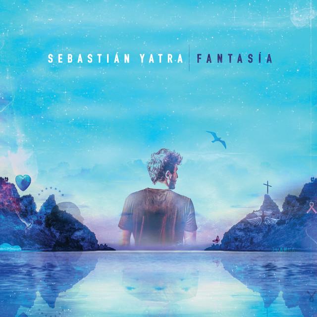 Album cover for FANTASÍA by Sebastian Yatra