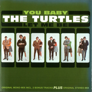 The Turtles Lady-O cover