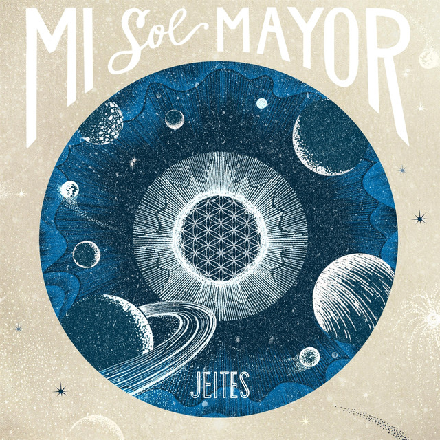 Album cover for Mi Sol Mayor by Jeites
