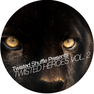 Twisted Heroes, Vol. 2 Albumcover