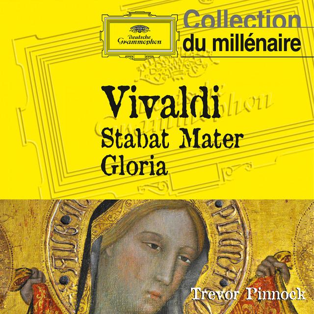 Vivaldi: Stabat Mater, Gloria Albumcover