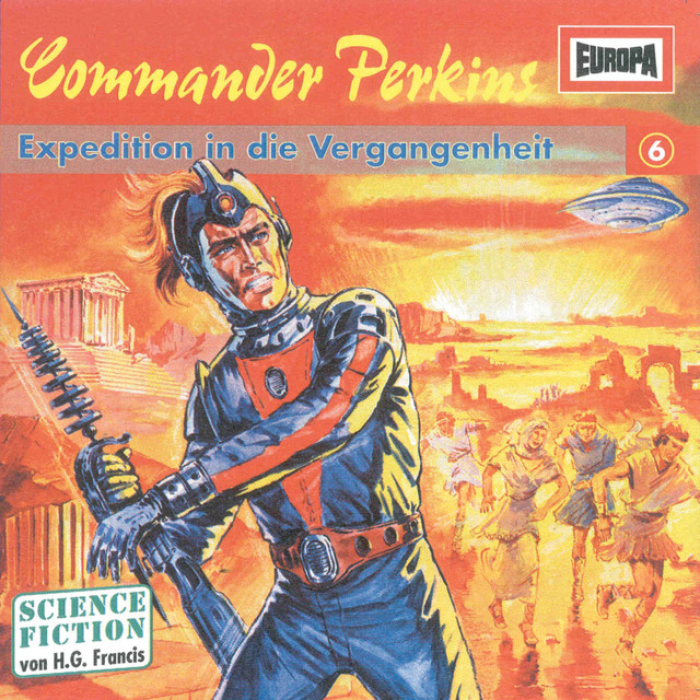 06 - Expedition in die Vergangenheit Cover