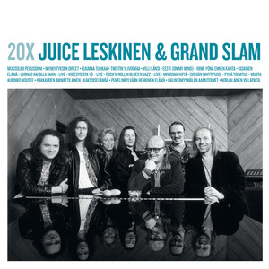 20X Juice Leskinen & Grand Slam