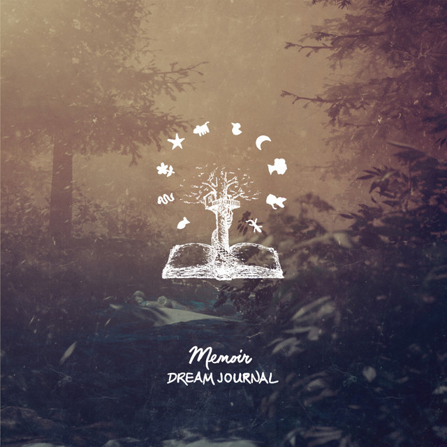 Album cover for Memoir Collections II - Dream Journal by Memoir Music