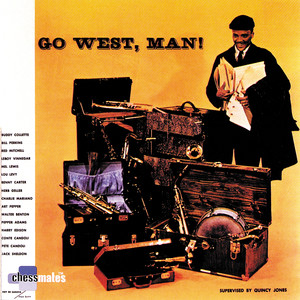 Go West, Man! Albumcover