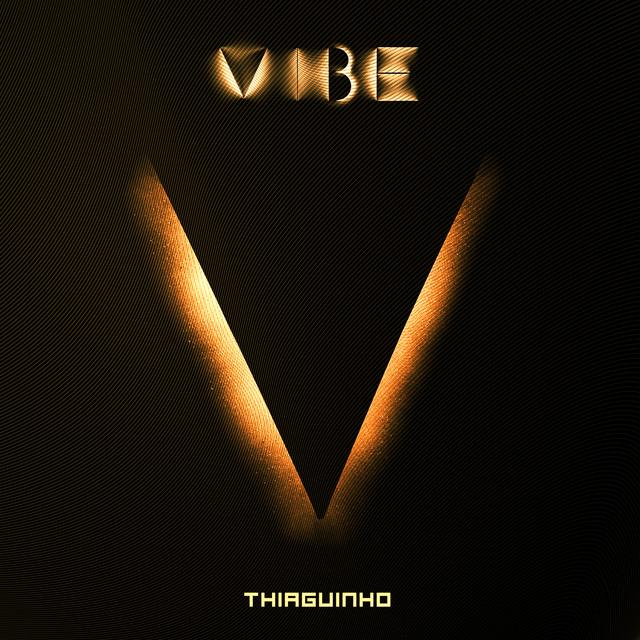 Album cover for VIBE (Ao Vivo) by Thiaguinho
