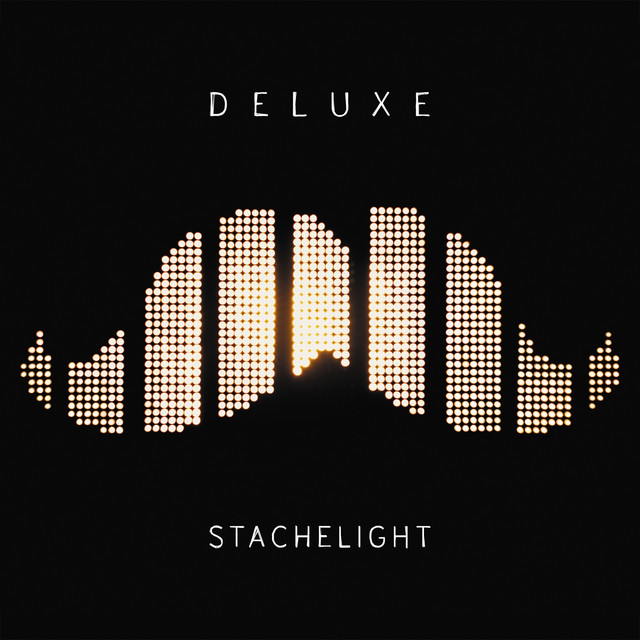 Album cover for Stachelight by Deluxe