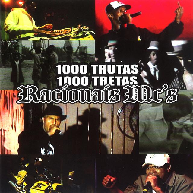 1000 Trutas 1000 Tretas (Ao Vivo) Albumcover