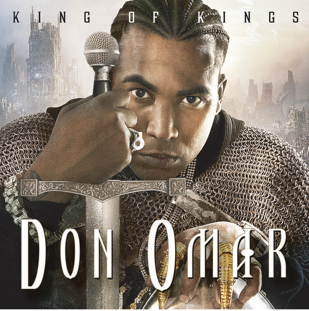 Don Omar King of Kings album cover