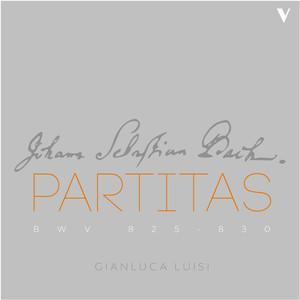 Bach: Keyboard Partitas, BWV 825-830 album