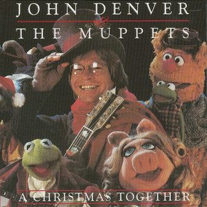A Christmas Together - John Denver & The Muppets Albumcover