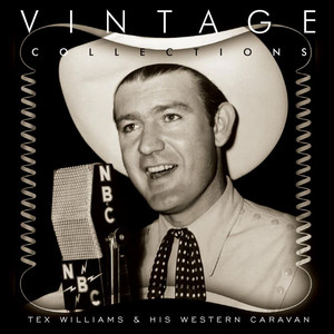 Tex Williams My Window Faces the South cover