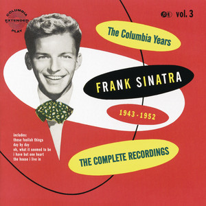 The Columbia Years (1943-1952): The Complete Recordings: Volume 3 album