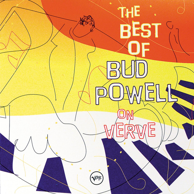 Bud Powell The Best Of Bud Powell On Verve album cover