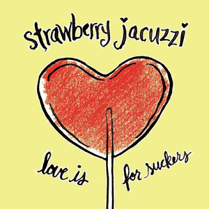 Album cover for CHICAGO SINGLES CLUB by Strawberry Jacuzzi