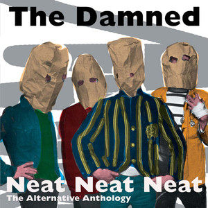The Damned Stab Yor Back cover
