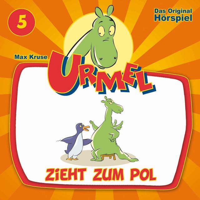 Folge 5 - Urmel Zieht Zum Pol Cover