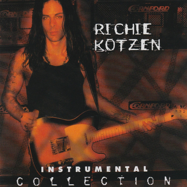 Richie Kotzen Instrumental Collection: The Shrapnel Years