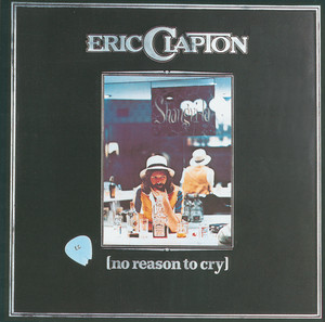 No Reason To Cry Albumcover