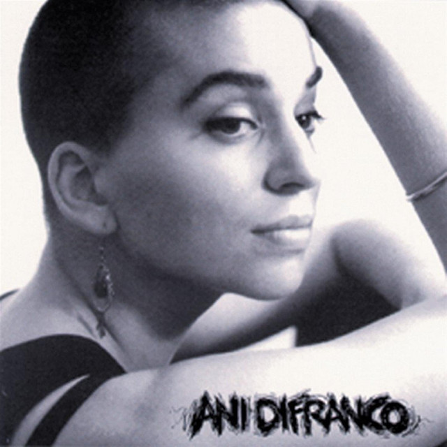 Ani DiFranco Ani DiFranco album cover