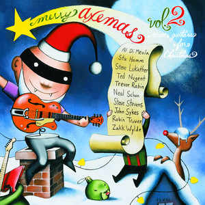 Merry Axemas, Volume 2 - More Guitars For Christmas album