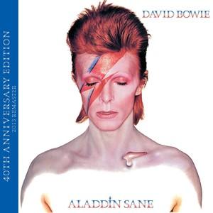 Aladdin Sane (40th Anniversary) Albumcover