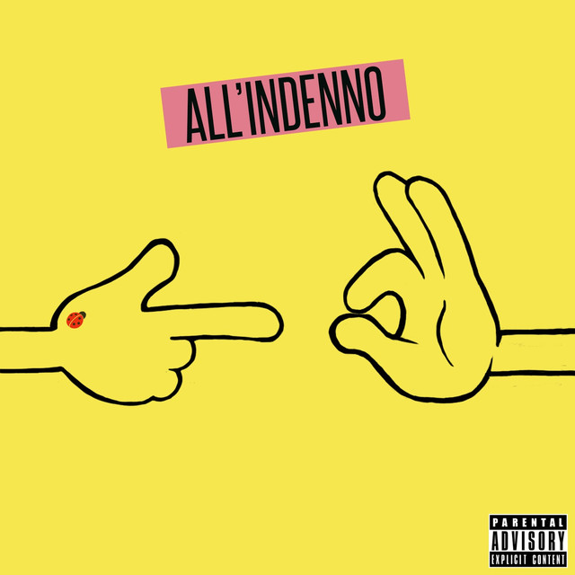 Album cover for All'indenno - EP by Skioffi