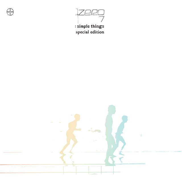 Album cover for Simple Things Special Edition by Zero 7