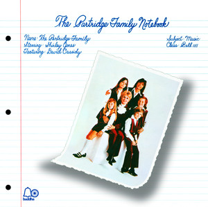The Partridge Family Notebook album