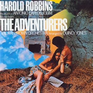 Music From The Adventurers Albumcover