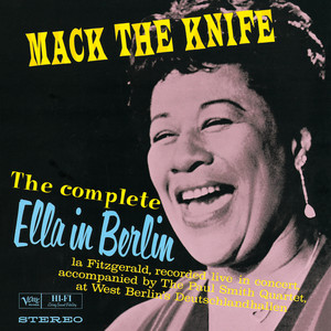 The Complete Ella In Berlin: Mack The Knife (Live) Albumcover