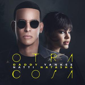 Daddy Yankee, Natti Natasha Otra Cosa cover