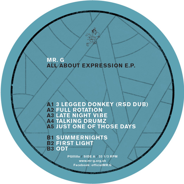 All About Expression EP