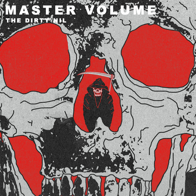 Album cover for Master Volume by The Dirty Nil